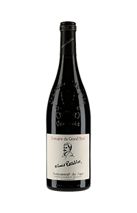 Domaine du Grand Tinel : Alexis Establet 2003