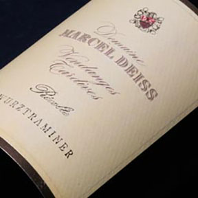 Domaine Marcel Deiss : Gewurztraminer Vendanges tardives 2012 - 0