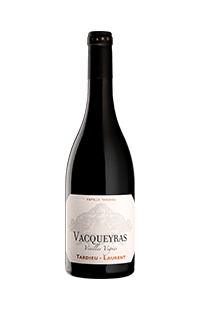 """Tardieu Laurent : Vacqueyras """"Vieilles Vignes"""" 2016"""