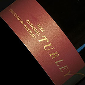 Turley Wine Cellars : Kirschenmann Vineyard Zinfandel 2015 - 0