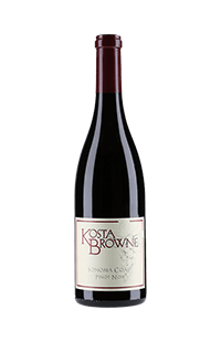 Kosta Browne Winery : Sonoma Coast Pinot Noir 2015
