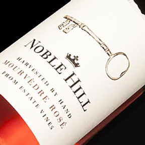 Noble Hill : Mourvedre Rose 2017