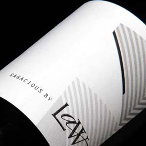Law Estate Wines : Sagacious 2012 - 0