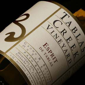 Tablas Creek Vineyard : Esprit de Tablas 2015 - 0