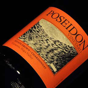 Poseidon Vineyard : Estate Chardonnay 2015 - 0