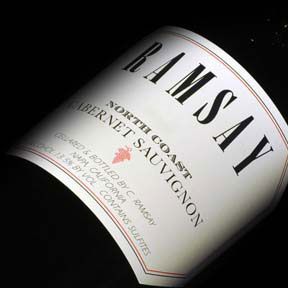 Ramsay Wines : Cabernet Sauvignon North Coast 2014