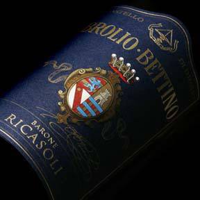 Barone Ricasoli : Brolio Bettino 2015 - 0