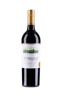McManis Family Vineyards : Cabernet Sauvignon 2016