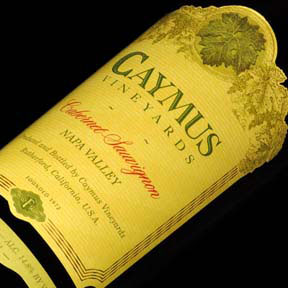 Caymus Vineyards : Cabernet Sauvignon 2015