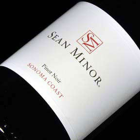 Sean Minor : Pinot Noir 2014 - 0