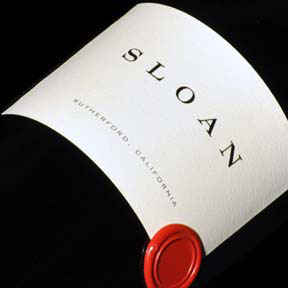 Sloan Estate : Sloan Proprietary Red 2011 - 0