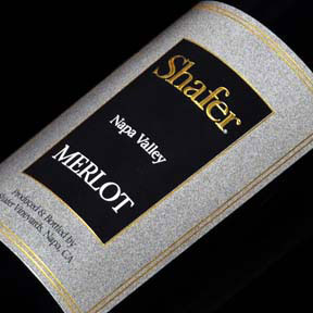 Shafer Vineyards : Merlot 2014 - 0