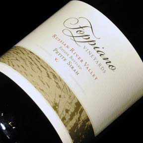 Foppiano Vineyards : Petite Sirah 2013 - 0
