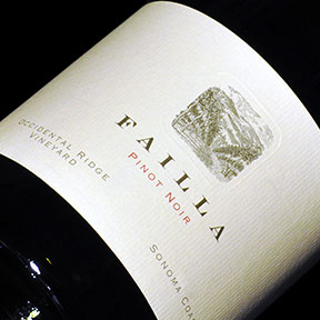 Failla : Pinot Noir Occidental Ridge Vineyard 2014 - 0