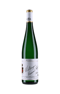 Weingut Egon Muller-Scharzhof : Le Gallais Riesling Spõtlese Wiltinger Braune Kupp 2015