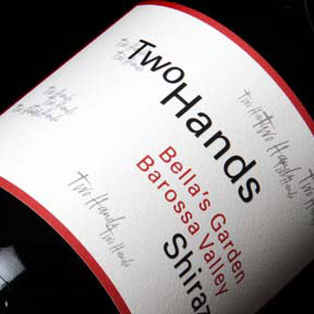 Two Hands : Bella's Garden Shiraz 2014 - 0