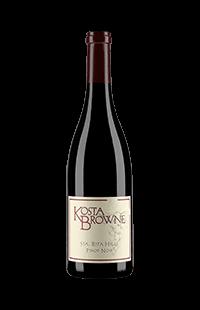 Kosta Browne Winery : Sta Rita Hills Pinot Noir 2016