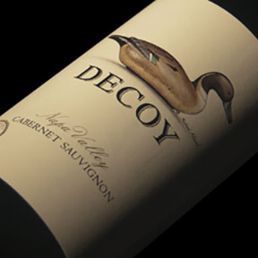 Duckhorn Vineyards : Decoy Cabernet Sauvignon 2015