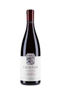 Cristom Vineyards : Mt. Jefferson Cuvee Pinot Noir 2015