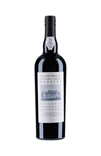 The Rare Wine Co. : Savannah Verdelho Special Reserve