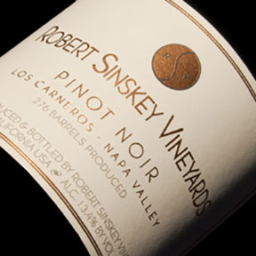 Robert Sinskey Vineyards : Pinot Noir Carneros 2014 - 0