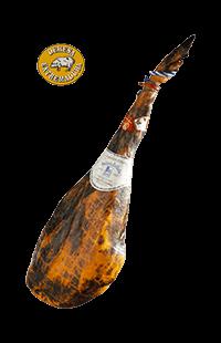Jambon Ibérique Bellota-Bellota® Dehesa de Extremadura Grand Cru entier avec Os 100% Bellota
