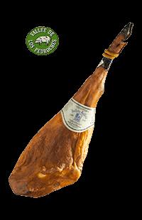 Jambon Ibérique Bellota-Bellota® Pedroches Grand Cru entier avec Os 100% Bellota