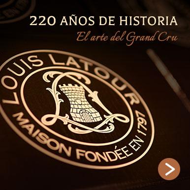 Louis Latour : 220 años de historia