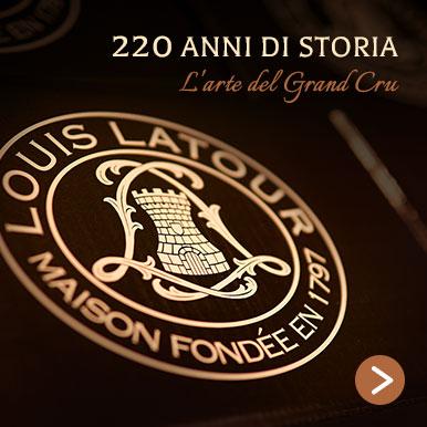 Louis Latour : 220 anni di storia