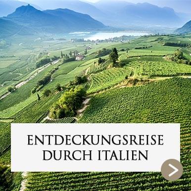 Entdecken Sie Italien zu leichten Preisen