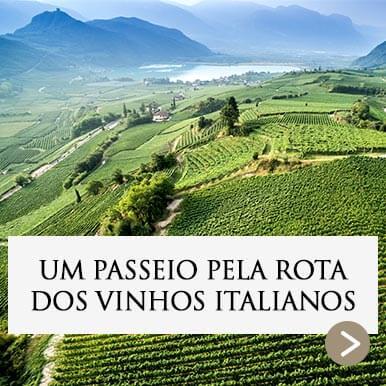 Uma viagem pelos vinhos da Itália