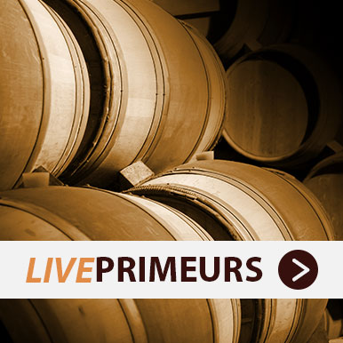 Suivez l'intégralité de nos primeurs 2017 en direct grâce à notre Live Primeurs.