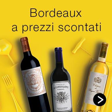Bordeaux a piccoli prezzi