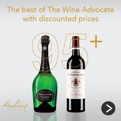 The best of the Wine Advocate with discounted prices