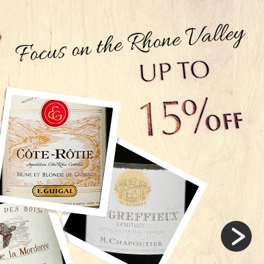 Focus on the Rhone Valley Up to 15% off