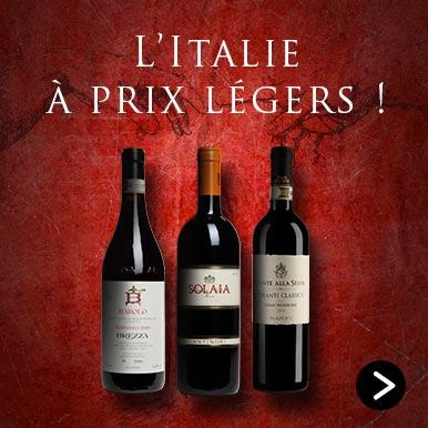 L'Italie à prix légers !