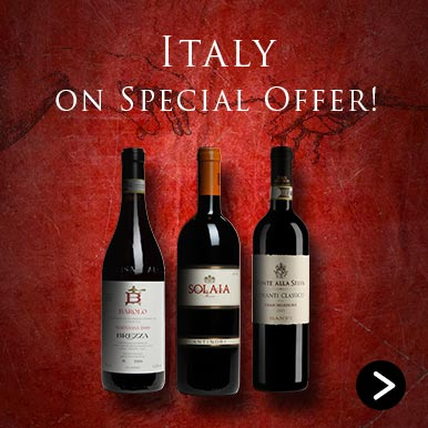 Italy on special offer!