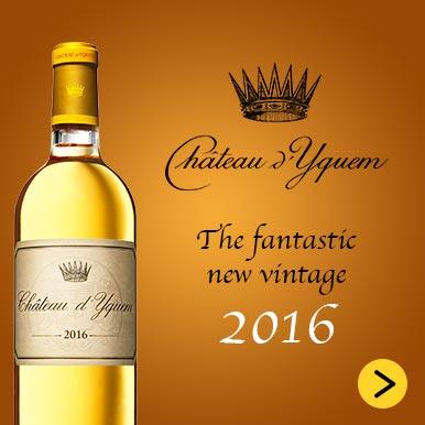 Yquem 2016: New vintage
