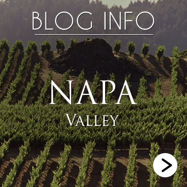 Blog Info Napa Valley