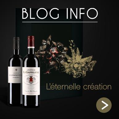 L'Éternelle Création Blog Info