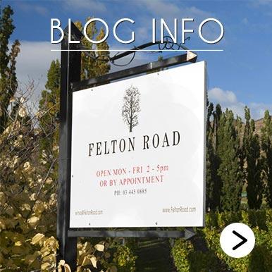 Blog Info Felton Road