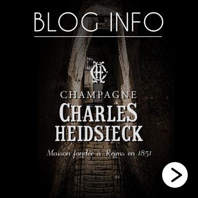 Blog Info Charles Heidsieck
