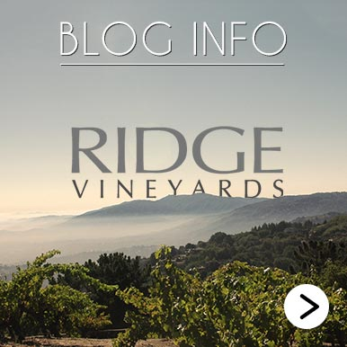 Blog Info Ridge Vineyards