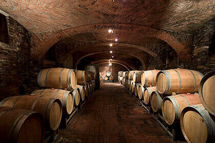 Barolo barrels; Barolo winemaking