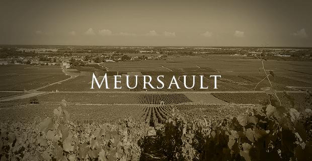 Meursault wine