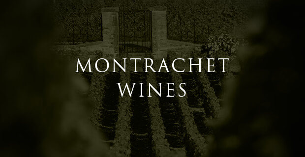 Montrachet wine