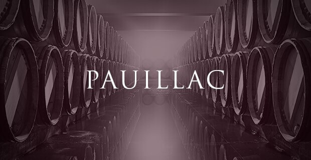 Wines of Pauillac appellation