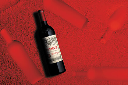 Petrus, a world-renowned Pomerol wine