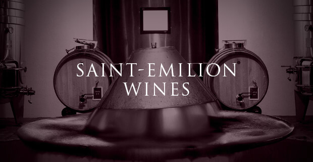 Saint Emilion wine