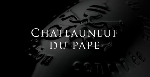 Châteauneuf-du-Pape wines